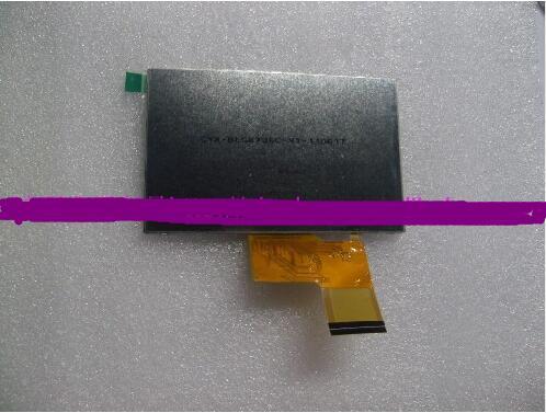 Original nuevo 4,3 pulgadas FPC8736A-V1-B con pantalla táctil Taipower TL-C430VE C430