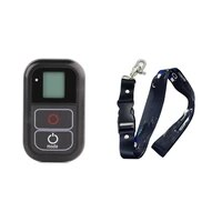 for gopro 8 remote smart wifi controllanyard neck chest strap mount for gopro hero 8 7 6 5 4 34 session heroblack accessories