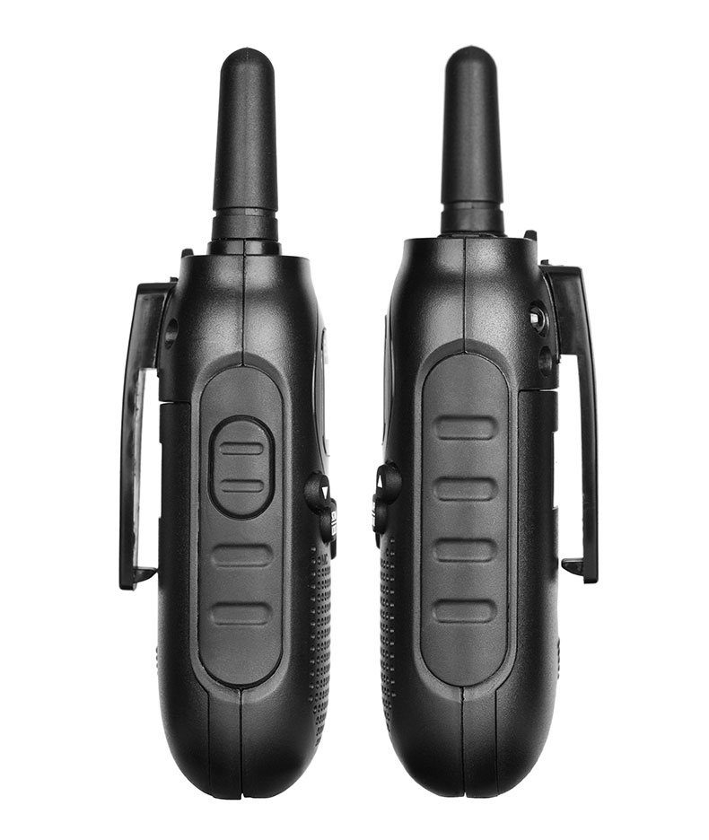 New hot item 2pcs BF-T6 baofeng two way radio portable radio walkie talkie CB Radio station Kids Handheld Communicator ham radio enlarge