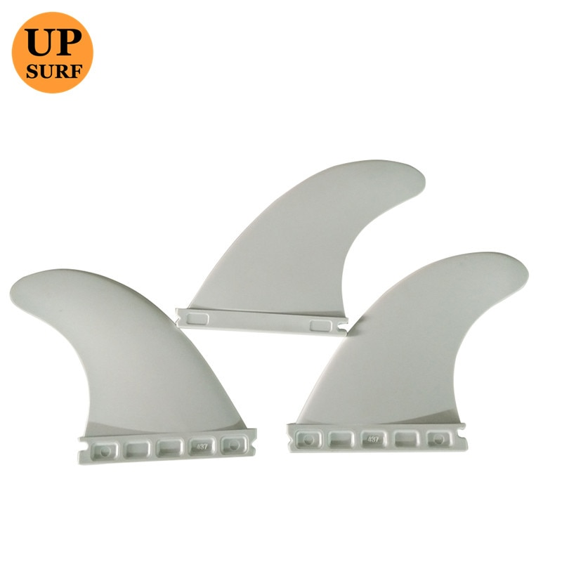 Quilhas Surfing Single Tabs M Fins  White Nylon Quad Fin Plastic M Size Surfboard Fins free shipping surfboard fins high quality honeycomb future fins in surfing quilhas fins