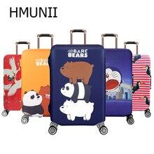 HMUNII voyage bagages valise housse de protection Trolley bagages sac housse hommes femmes épais élastique étui pour valise