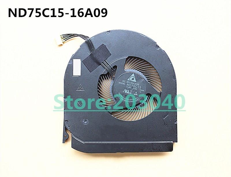 New Original Laptop/Notebook CPU Cooling/Cooler Fan For Lenovo ThinkPad E570 E570C ND75C15-16A09 EG50050S1-CA50-S9A