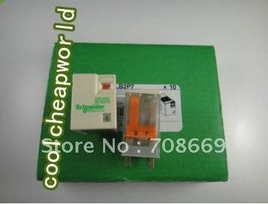 10pcs Schneider Relay RXM2AB2BD 110VAC