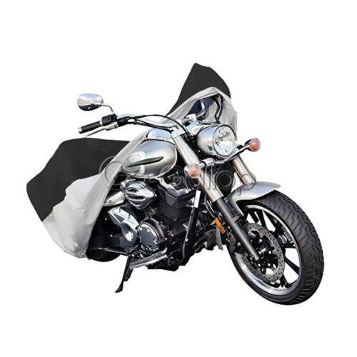 Cubierta exterior para motocicleta XXL para Yamaha v-star XVS 650 950 1100 1300 XV1600 / Honda Shadow 600 750 1100 VTX1300/ Kawasaki VULCAN