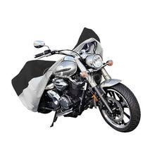 XXL 야외 오토바이 커버 Yamaha V-Star XVS 650 950 1100 1300 XV1600 / Honda Shadow 600 750 1100 VTX1300/ Kawasaki VULCAN