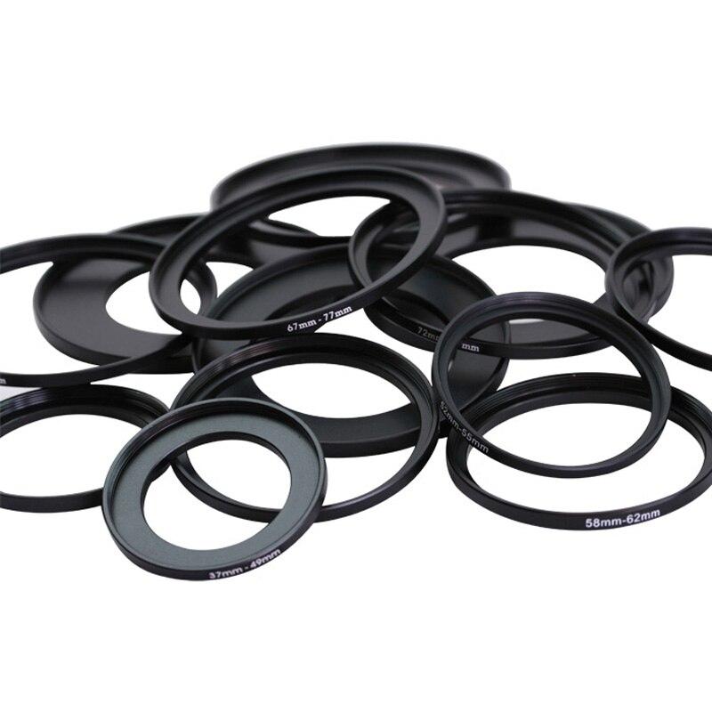 32-34mm 34-46mm 34-49mm 34-52mm 34-55mm 34-58mm 34-42mm 32-37mm 37-39mm 43,5-49mm anillo adaptador para filtros ampliación 39-40,5mm