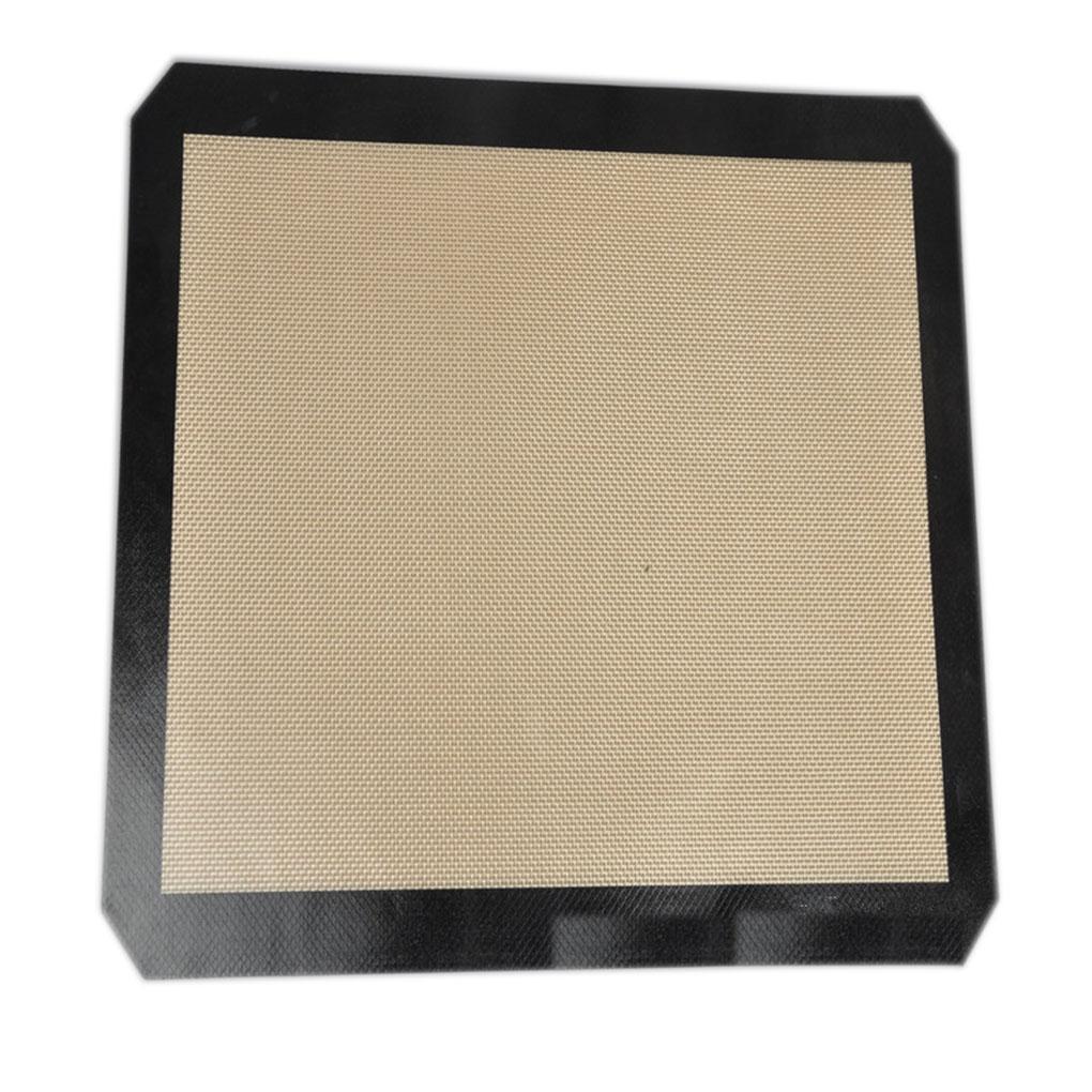 Новый многоразовый силиконовый коврик для выпечки из стекловолокна термостойкий антипригарный лайнер для духовки лист для выпечки мяса