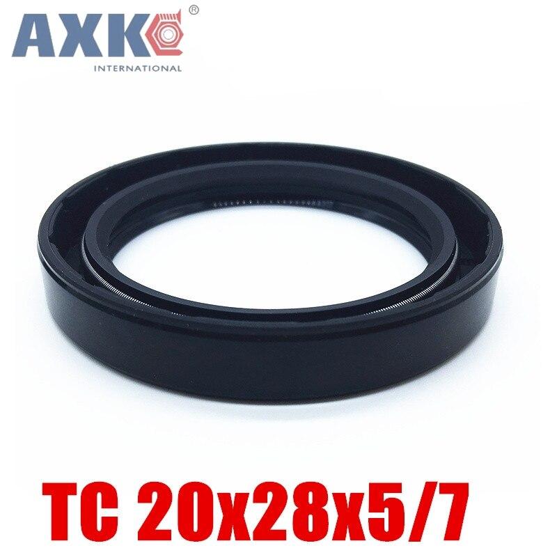 10pcs AXK  TC 20x28x5 20x28x7  NBR 20*28*5 20*28*7 Skeleton Oil Seals AXK  high-quality Seals Radial shaft seals 10pcs axk 25x47x7 tc25x47x7 nbr skeleton oil seal 25 47 7 seals axk high quality seals radial shaft seals nitrile rubber