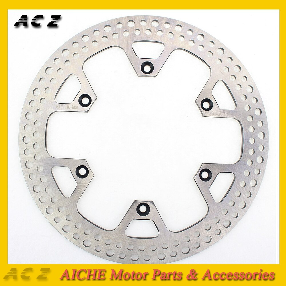 Disco de freno trasero de Rotor flotante para motocicleta ACZ, disco de freno de acero inoxidable para SUZUKI DRZ400 DR-Z400 DR-Z / DRZ 400