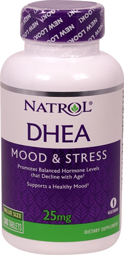 Natron-أقراص الحالة المزاجية والتوتر ، 25 mg - 300 ، شحن مجاني ، إصدار جديد