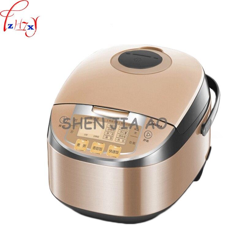 5L casa tipo favo de mel forro de reserva para microcomputador panela de arroz inteligente panela de arroz utensílios de cozinha 770 W 220 V 1 PC
