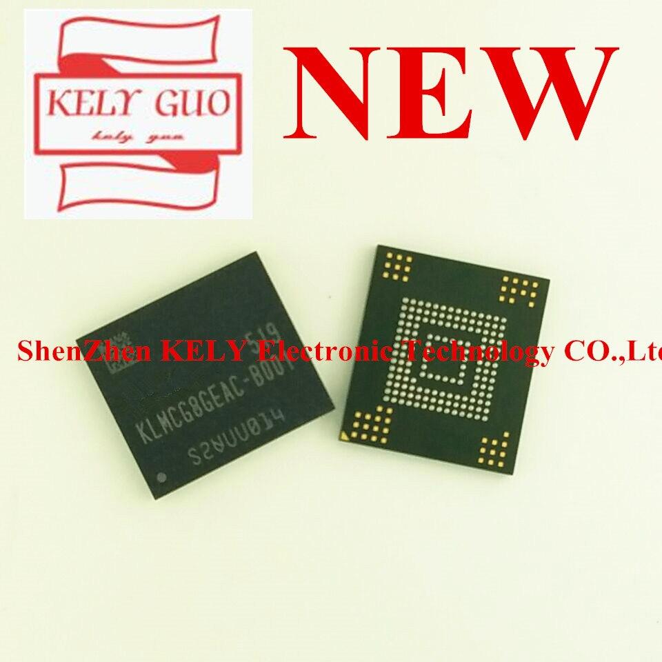 100% nova original KLMCG8GEAC-B001 KLMCG8GEAC B001 chipset BGA