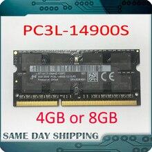Новый 4 ГБ 8 ГБ 16 ГБ 1866/1867 МГц PC3L-14900S RAM DDR3 204Pin SO-DIMM комплект обновления памяти для позднего 2015 iMac 27