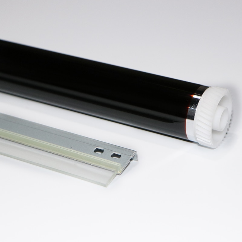 2X/set OPC Drum+Cleaning Blade 2FT18010 for Kyocera MK410 KM1620 KM1650 KM2020 KM2050 KM1620 1650 2020 2050 Drum Cylinder