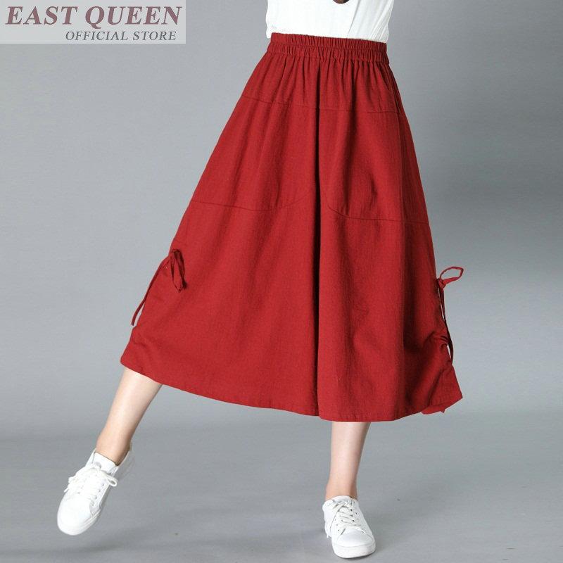 Palazzo culotttes femme wide leg pants women female loose baggy ladies elegant social pants trousers AA3505