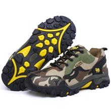 HUMTTO chaussures de randonnée Couple taille 36-44 antidérapant Trekking chaussures respirant baskets hommes femmes escalade Camping chaussures homme femme