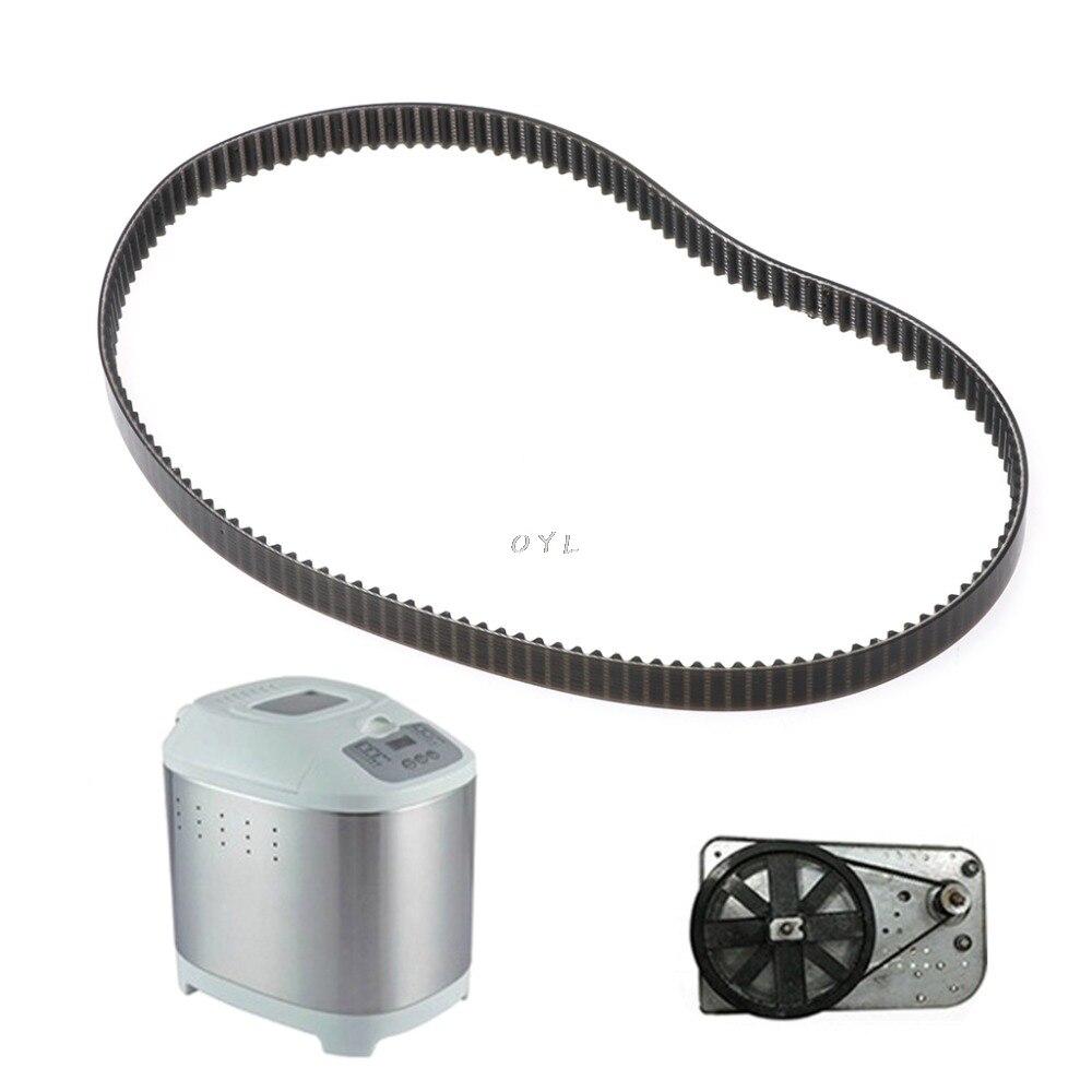 Máquina de fazer pão automático correias transportadoras banda correia perímetro 420mm cozinha para XBM-1228 XBM-1238 XBM-538 XBM-438 XBM-128