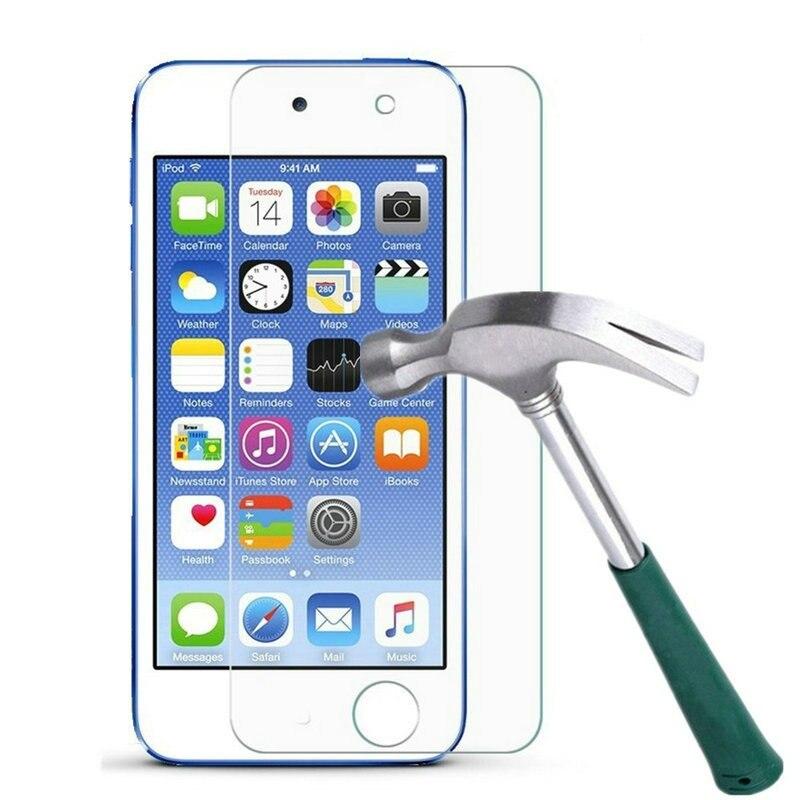 0,3mm para Apple iPod Touch 5 6 película protectora de pantalla de vidrio templado para Touch 5 6 9H dureza vidrio HD a prueba de explosiones 2.5D