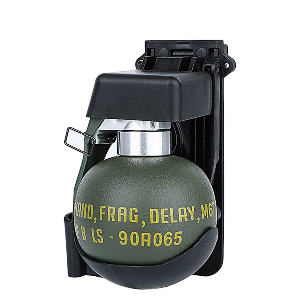 Modelo QD Dummy M67 EG Frag Gren con sistema Molle Chaleco de liberación rápida accesorios para decoración sin función