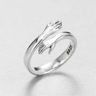 ¡Novedad de 2019! anillo rizable para mujeres y niñas, anillo colgante ajustable para amantes, el mejor regalo de joyería para mujeres, anillo de moda al por mayor