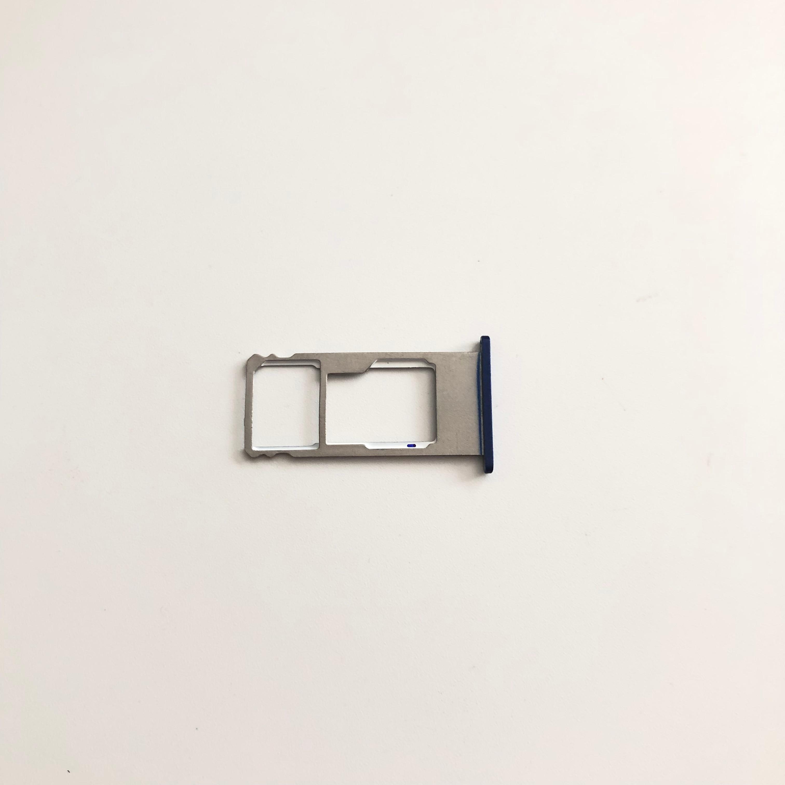Oukitel U11 Plus Used Sim Card Holder Tray Card Slot For Oukitel U11 Plus MTK6750T Android 7.0 5.7