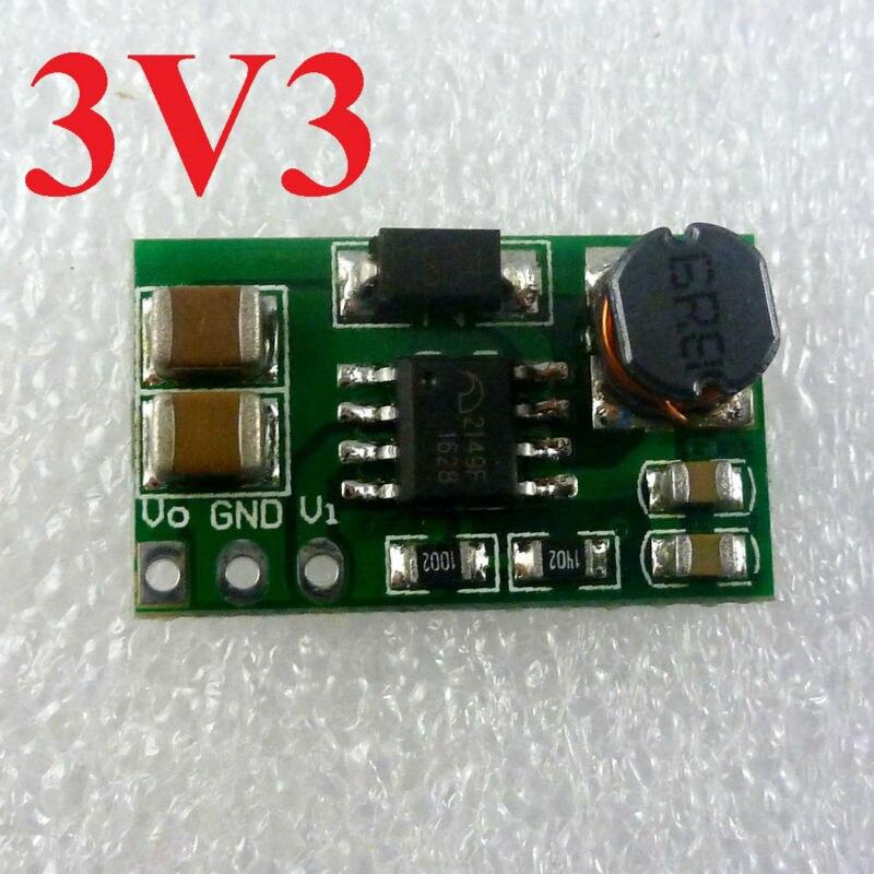 DD0606SB_3V3 0.9-3.3 à 3.3 V DC-DC Module de convertisseur de poussée pour moteur à courant continu FPGA CPLD PLD STM32