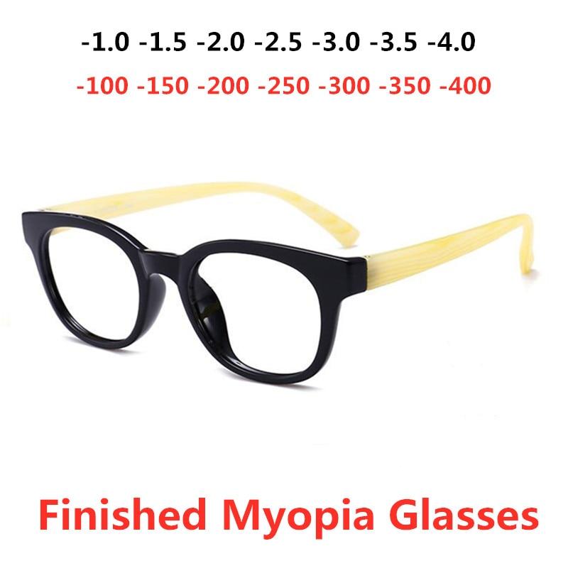 TR90 Power -100 -150 -200 -250-300 -350 -400-ópticas, gafas graduadas para miopía con prescripción por ordenador