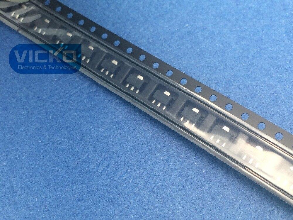 [YK] Ücretsiz kargo 50 adet 78L05 5 V 100mA SOT-89 SMD voltaj regülatörü 78L05 anahtarı