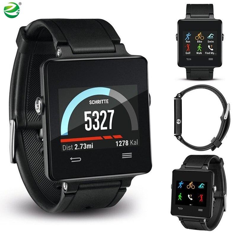 Смарт-часы ZycBeautiful для Garmin vivoactive Run Swimming Golf Riding GPS