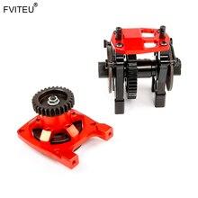 Engrenages haute vitesse en alliage FVITEU kits de support diff pour moteur 1/5 losi 5ive t Rovan LT King X2