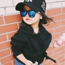 2021 Brand Kids Camouflage Sunglasses Baby Military Goggles Glasses Girls Boys Mirror Coating Eyewea