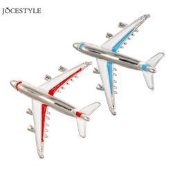 1 pc Legal Avião Pinos Broche Retro Avião Aeronaves Broches Para As Mulheres Trajes Dos Desenhos Animados Broche Jóias Presentes Decoração