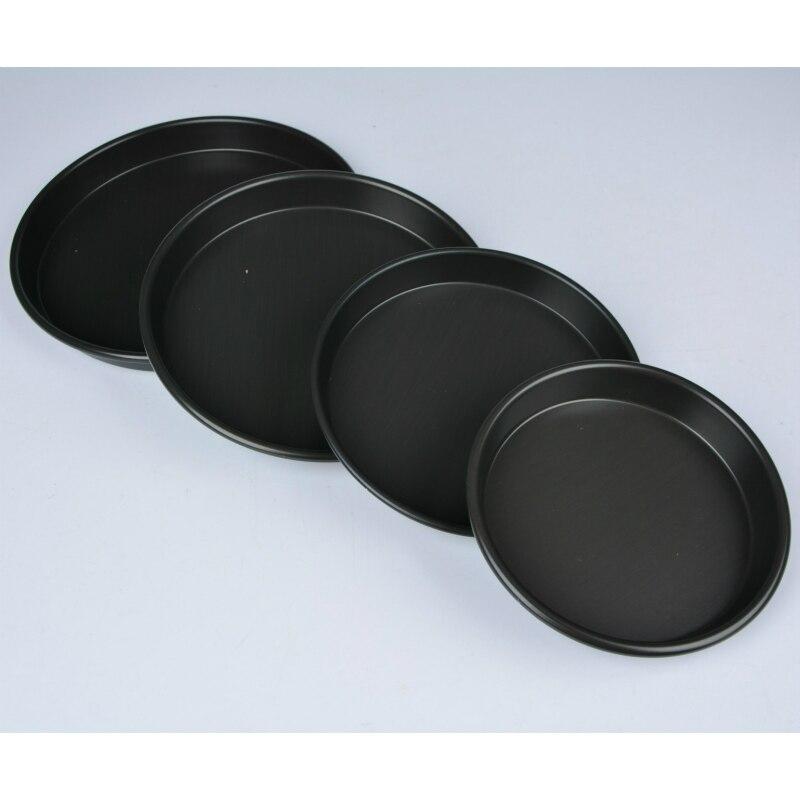 6/7/8/9/10/12/13/15 дюйма мелкий/средний/глубокий антипригарный лоток для пиццы/сковорода, форма для пиццы, камень для пиццы, форма для пиццы, аксесс...