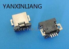 20 шт мини USB гнездо 4 Pin SMT SMD гнездо разъема ПП