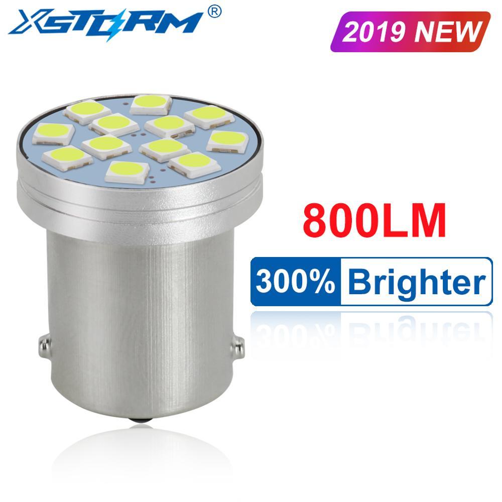 1Pc 1156 BA15S P21W Led BAU15S PY21W 1157 BAY15D P21/5W LED Bulbs BA15D R5W R10W Car Signal Lamp DRL Auto Lights 12V