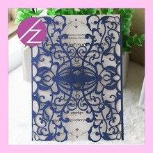 Papier avec plis de perles en papier fleur   Artisanat carte de vœux pour faveurs de mariage, carte dinvitation de mariage de bonne qualité et meilleur prix