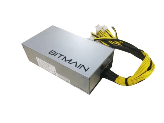 جديد APW7 -12-1800 BITMAIN PSU 1800W ل ANTMINER V9 T9 + S9 S9i S9j L3 + D3 Z9 البسيطة بايكال BK-X BK-G28 Innosilicon A9 A10