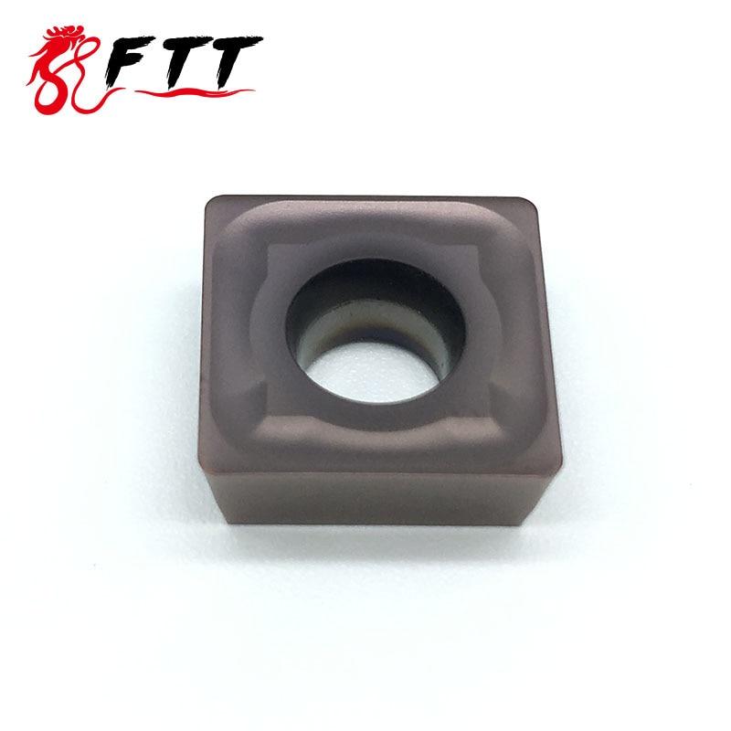 SPMT120408 MM PC5300 High quality Milling Tools Carbide insert Lathe cutter CNC tool
