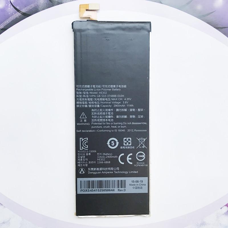 Batería Runboss 2900 mAh para teléfono móvil InFocus HE302