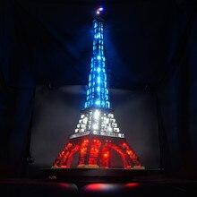 Kyglaring LED Light Kit For lego 10181 The Eiffel Tower