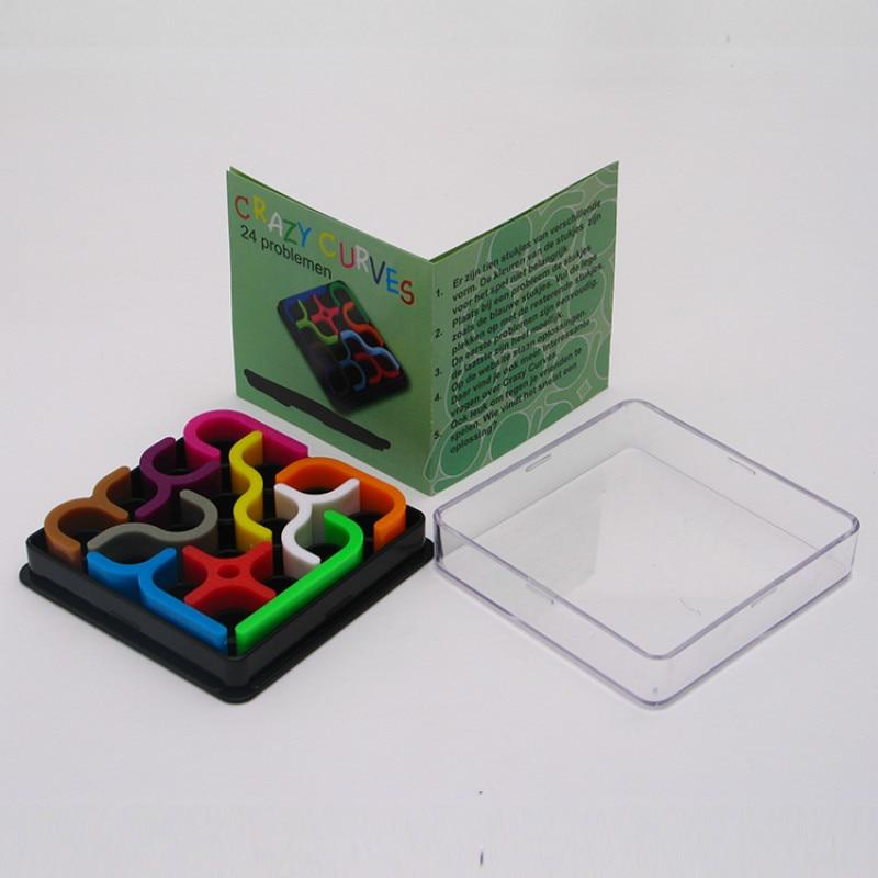 Cubo mágico tipo más nuevo, Cubo mágico sin pegatinas, cubos de juego, juguetes educativos Niño, Cubo mágico, rompecabezas de adultos