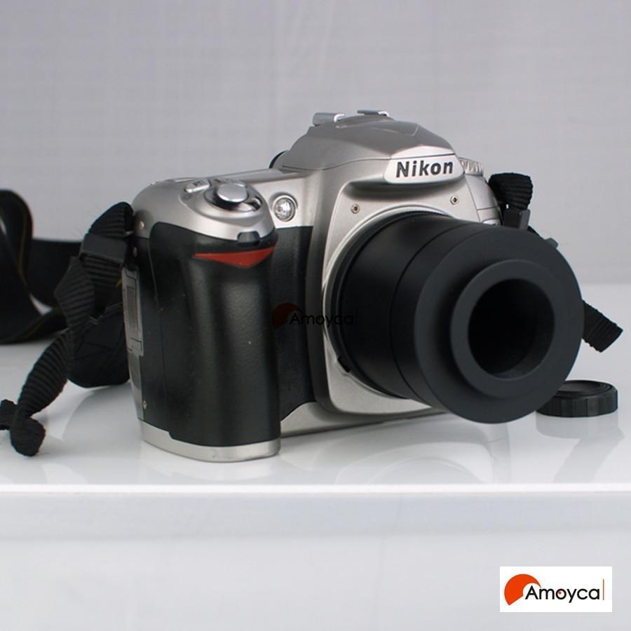 محول كاميرا نيكون SLR / DSLR ، لميكروسكوب أوليمبوس BX41 BX51 MX 51 CX F ، منفذ أوليمبوس ثلاثي العينيات