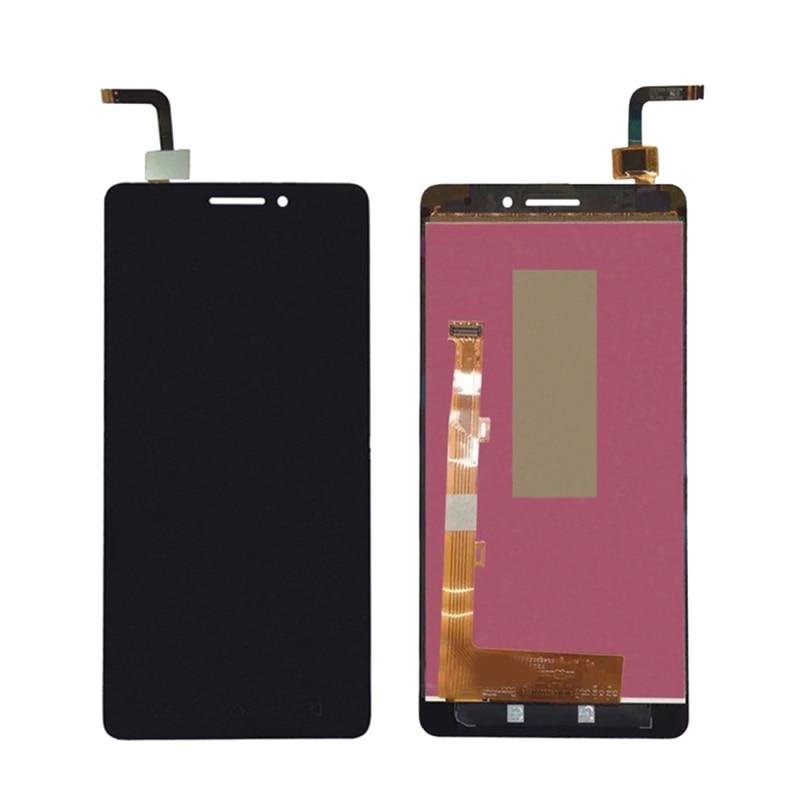 Pantalla LCD de alta calidad y cristal de repuesto Lcd de montaje completo para Lenovo VIBE P1M/P1ma40/P1mc50 TD-LTE