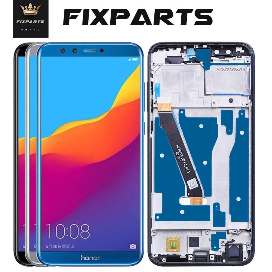 %C3%89cran+tactile+LCD+avec+ch%C3%A2ssis%2C+pour+Huawei+Honor+9+Lite+L31+L22A%2C+Original