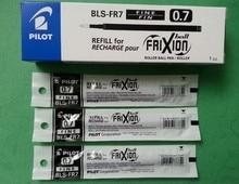 BLS-FR7 pilote effaçable/Frixion stylo recharge rouleau boule 0.7mm 12 pièces/boîte