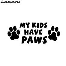 Langru Cool Graphics In Loving Memory Cat Dog Pet Car Stying Vinyl Graphics Car Accessories Decals JDM