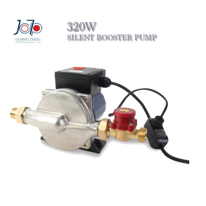320 W 100 grados Celsius hogar automático calentador de agua silencioso bomba de refuerzo de ducha agua fría calentador de agua Solar circulación