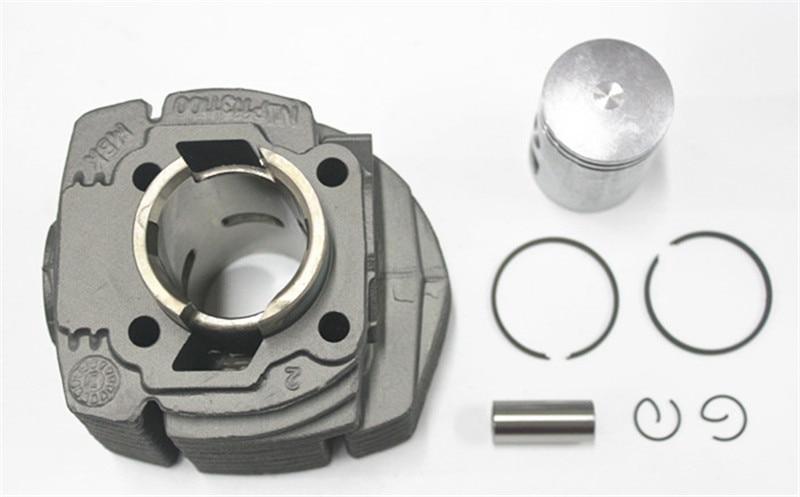 Мотоцикл цилиндр комплект для MBK AV7 бустер большой диаметр 39 мм цилиндр комплект с поршнем 13 мм PIN