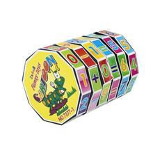 Plastique numérique magie enfants éducation précoce jouets Cube enfants cylindre mathématiques Addition soustraction calcul formation jouet