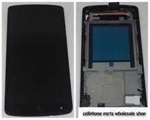 Pantalla Lcd de para LG Google Nexus 5 d820 d821 con digitalizador de cristal táctil + montaje de Marco